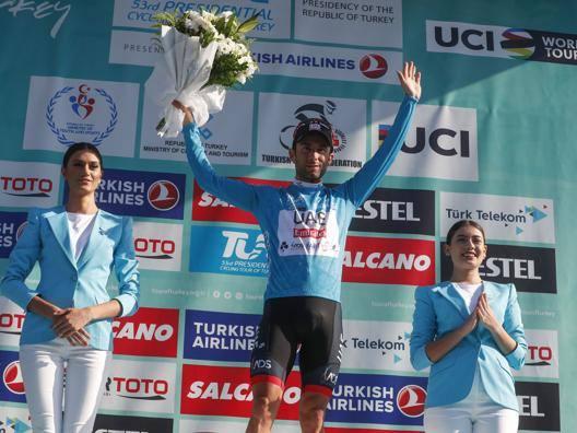 Giro di Turchia Trionfo finale di  Ulissi