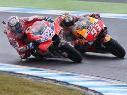 A Motegi straordinaria vittoria di Dovizioso su Marquez. Ap