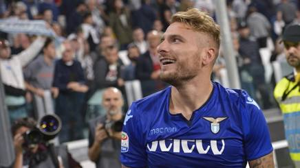 Ciro Immobile, capocannoniere dell'attuale Serie A con 11 gol. Getty