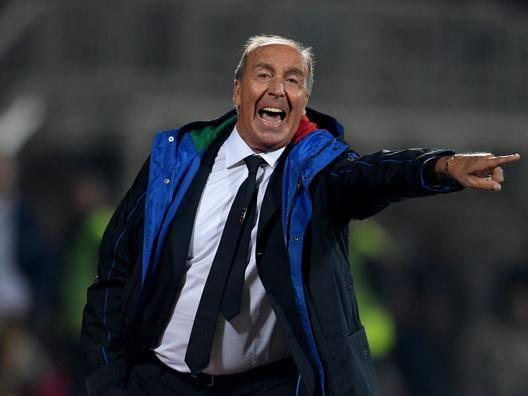 Gian Piero Ventura, 69 anni. GETTY IMAGES