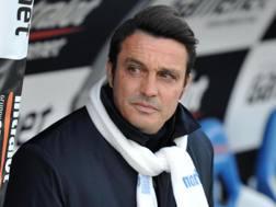 Massimo Oddo, 41 anni, è stato esonerato dal Pescara lo scorso 14 febbraio. Ansa