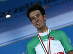 Fabio Aru, 27 anni, campione italiano. Bettini