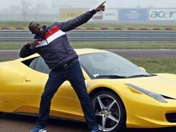 Usain Bolt, 31 anni - Reuters