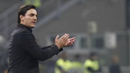 Vincenzo Montella, 43 anni, seconda stagione al Milan. LaPresse