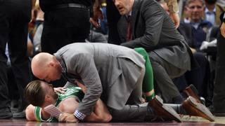 Il dramma di Hayward: shock a Cleveland
