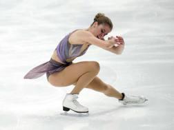 Carolina Kostner, 30 anni IPP