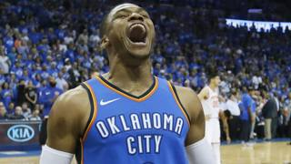 Russel Westbrook, 28 anni.