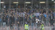 I tifosi dell'Inter al San Paolo