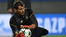 Iker Casillas, 36 anni. AFP