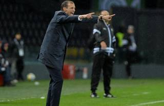 Massimiliano Allegri. Reuters