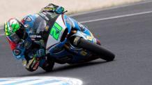 Franco Morbidelli, leader del mondiale Moto2. Getty