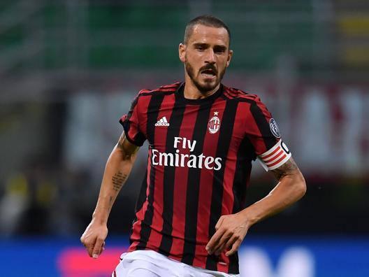 Leonardo Bonucci, 30 anni. Afp