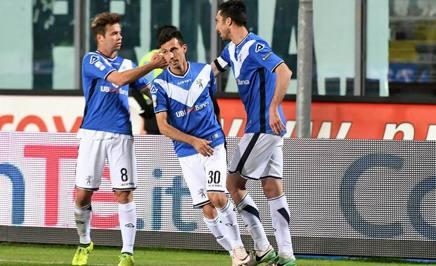 Serie B, Brescia-Bari 2-1: Gol Di Caracciolo, Galano E Autogol Capradossi