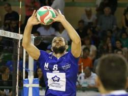 Davide Saitta, 30 anni, in azione con la maglia del Montpellier