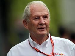 Helmut Marko, 74 anni