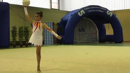 Giorgia Greco, 10 anni
