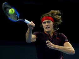 Alexander Zverev. Getty