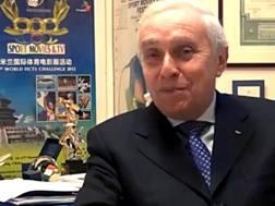 Il prof. Franco Ascani