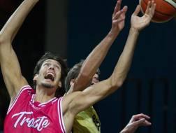 Alessandro Cittadini, 38 anni, centro di Trieste