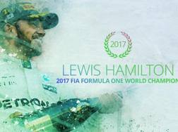 Lewis Hamilton, 4 titoli iridati in F1