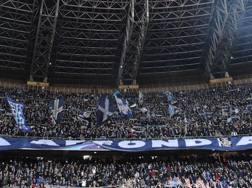 Stadio San Paolo. LAPRESSE
