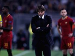 Antonio Conte, tecnico del Chelsea dalla scorsa stagione. Getty