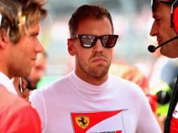 Sebastian Vettel, 30 anni, 4 titoli iridati in Formula 1. Afp