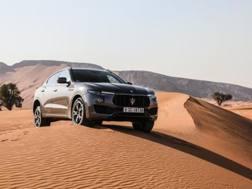 La nuova Maserati Levante