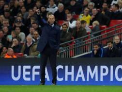 Zinedine Zidane, 45 anni. Reuters