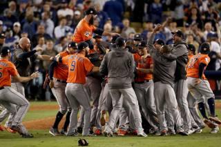 Astros campioni: la prima volta del Texas!