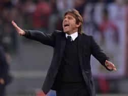 Antonio Conte, 48 anni. LAPRESSE