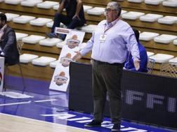 Stefano Pillastrini, coach di Treviso CIAM/CAST