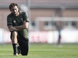 Claudio Marchisio, 31 anni. LAPRESSE