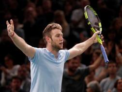 Jack Sock, 25 anni. Reuters