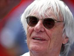 Bernie Ecclestone, 87 anni, ex responsabile della F.1 AFP