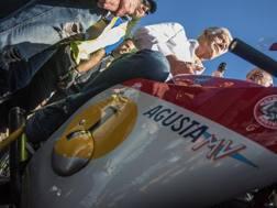Giacomo Agostini tra i protagonisti della Targa Florio 2017