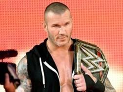 Randy Orton, 37 anni, ha vinto per 13 volte il titolo di campione del mondo Wwe
