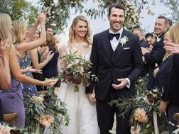 Justin Verlander e Kate Upton sposi