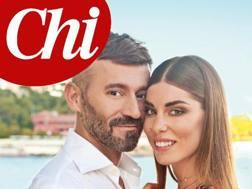 Max Biaggi, 46 anni, e Bianca Atzei, 30 anni: eppure i due pochi mesi fa parlavano di matrimonio...