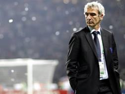 Raymond Domenech, oggi 65 anni, era c.t. della Francia al Mondiale 2006. Ansa