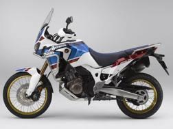 La nuova Honda Africa Twin Adventure Sports