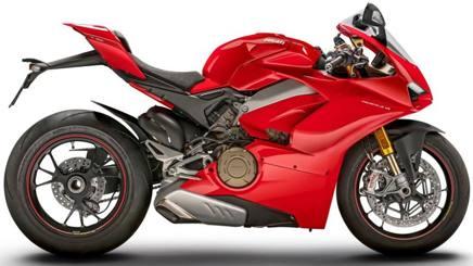 La Ducati Panigale V4