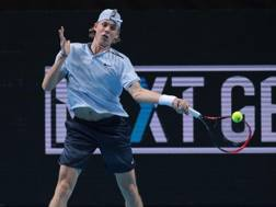 Denis Shapovalov. Getty