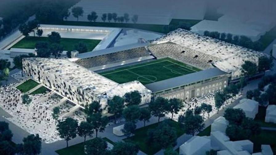 Atalanta ecco il tuo stadio la nuova casa della for Costruisci il tuo prezzo della casa