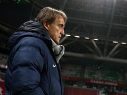 Roberto Mancini, 52 anni, allena lo Zenit. Getty Images