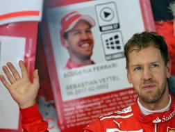 Sebastian Vettel, 30 anni. Reuters
