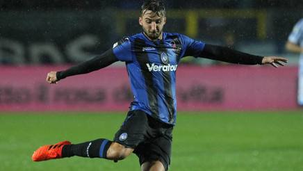 Bryan Cristante, 22 anni e già 5 gol in stagione tra campionato ed Europa League. Getty Images