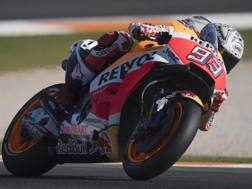 Marc Marquez. Getty