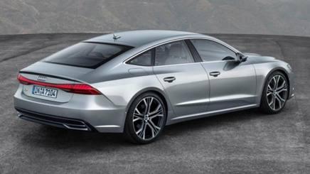 L'Audi A7 Sportback