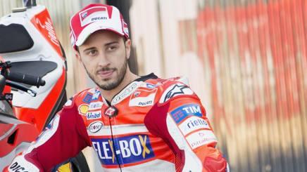 Andrea Dovizioso. Getty